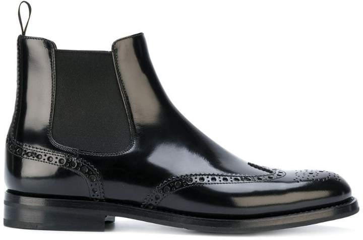 Church's brogue ankle boots
