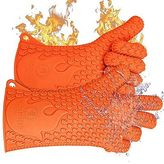 Martha Stewart Ekogrips Bbq Grill Gloves | Best Versatile Heat Resistant Oven Gloves | Lifet...