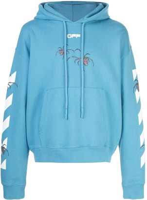 Off-White Off White Spider Arrows hoodie