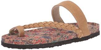 Muk Luks Women's KEIA Terra Turf- Sandal 7 M US
