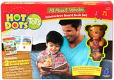Educational Insights Hot Dots Tots All About Vehicles Interactive Board Book Set