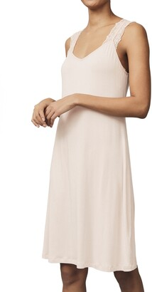 The White Company Lace Strap Chemise