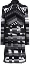 Roland Mouret Nelson Striped Coat