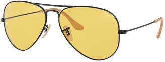 Ray-Ban Aviator Large Sunglasses, RB3025 58