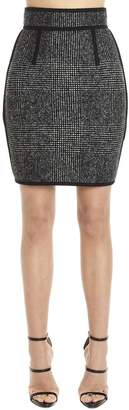 DSQUARED2 Fitted Waist Pencil Skirt