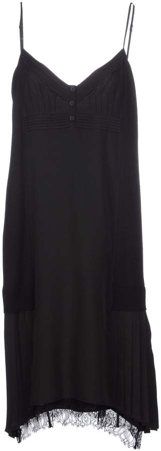 Diesel Black Gold Knee-length dresses