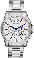 Armani Exchange Outerbanks Chronograph & Date Bracelet Watch