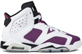 "Jordan Brand Air 6 ""White Bright Grape"" GS"