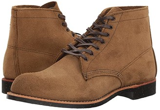 Red Wing Shoes Merchant (Olive Mohave) Men's Lace-up Boots