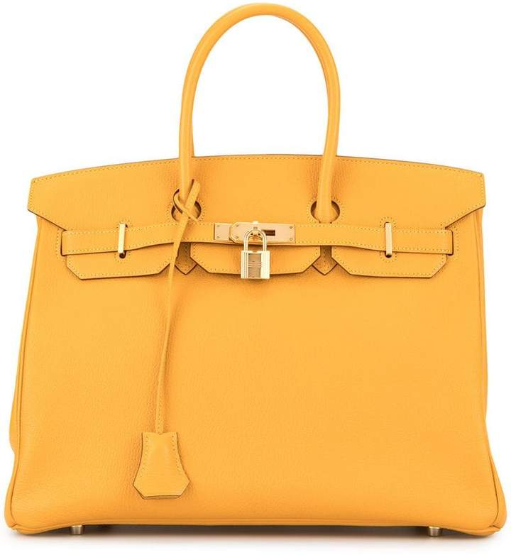 05a74df339 Hermes Yellow Bags For Women - ShopStyle Canada