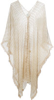 Forte Forte sheer striped tunic