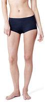 Classic Women's Beach Living Boy Short Bottoms-Cerise Pink Etched Paisley