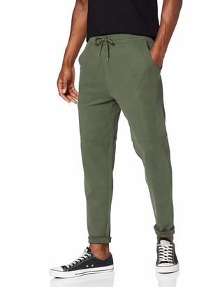 Urban Classics Men's Tapered Interlock Sweatpants Sports Pants