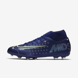 Nike Multi-Ground Soccer Cleat Mercurial Superfly 7 Club MDS MG
