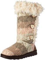 Muk Luks Women's Felicity Slipper Winter Boot