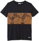 rhythm Men's Folk Short Sleeve Tee Shirt 8139079