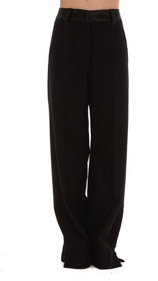 Ann Demeulemeester Wide Leg Trousers