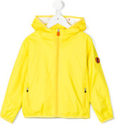 Save The Duck Kids - hooded jacket - kids - Cotton/Nylon - 6 yrs