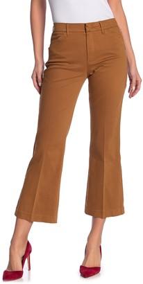 Level 99 Heather Trouser Kick Flare Pants