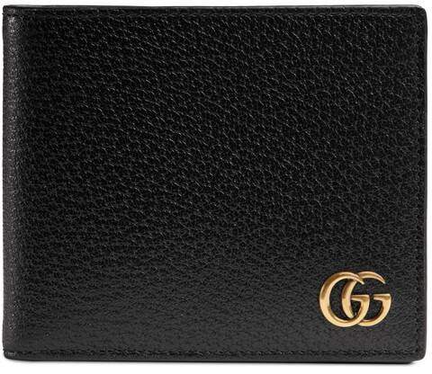 Gucci GG Marmont leather ID wallet