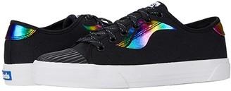 Keds Crew Kick Wave Seasonal Solids (Black Multi) Women's Shoes