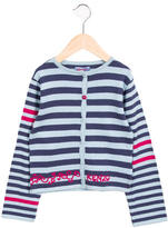 Kenzo Girls' Striped Button-Up Top w/ Tags