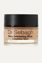 Dr Sebagh Deep Exfoliating Mask Sensitive Skin, 50ml - Colorless