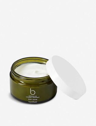 Bamford geranium body cream 200ml