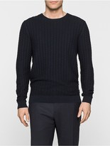 Calvin Klein Saymore Textured Sweater