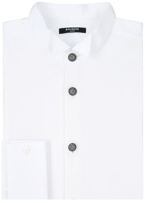 Balmain Tailored Cotton Shirt