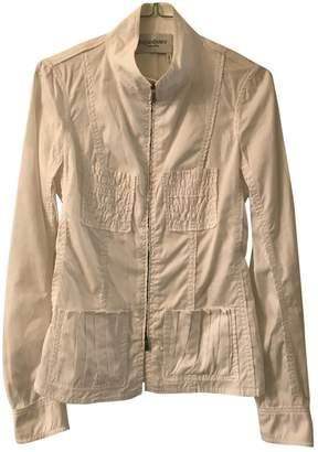Saint Laurent White Cotton Jackets