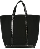 Vanessa Bruno sequin embellished tote - women - Cotton/Sequin - One Size