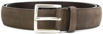 Orciani slightly distressed belt