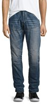 G Star G-Star 5620 3D Tapered Jeans, Blue