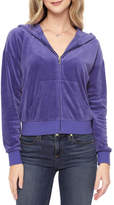 Juicy Couture Juicy Icon Velour Track Jacket