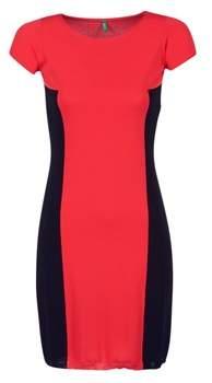 Benetton DOFARO women's Dress in Red
