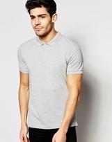 Dkny Polo Shirt Short Sleeve Logo