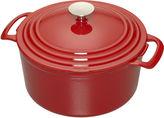 JCPenney Cooks 5-qt. Enameled Cast Iron Dutch Oven