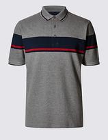 Blue Harbour Pure Cotton Polo Shirt