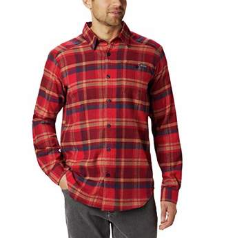 Columbia Men's Cornell Woods Flannel Long Sleeve