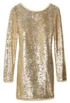 Rachel Zoe Racko Long-Sleeve Mini Dress