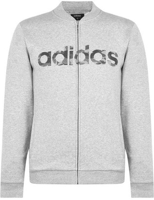 adidas Mens Camouflage Bomber Track Top