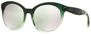 Ralph By Ralph Lauren Ralph Sunglasses, RA5211 53