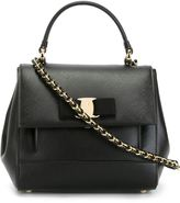 Salvatore Ferragamo 'Vara' tote - women - Calf Leather - One Size