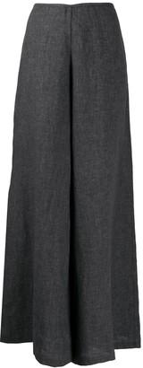 Stefano Mortari High-Rise Wide-Leg Trousers