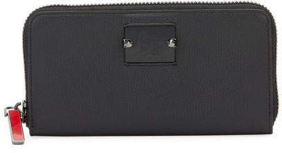 Christian Louboutin Men's Panettone Zip Wallet
