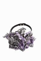 Missoni Flower-Detail Choker