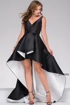 Jovani High-Low V-Neck Prom Dress 43016
