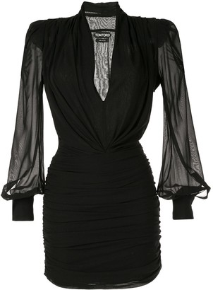 Tom Ford Fitted Mini Dress