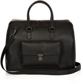 Salvatore Ferragamo Leather Holdall